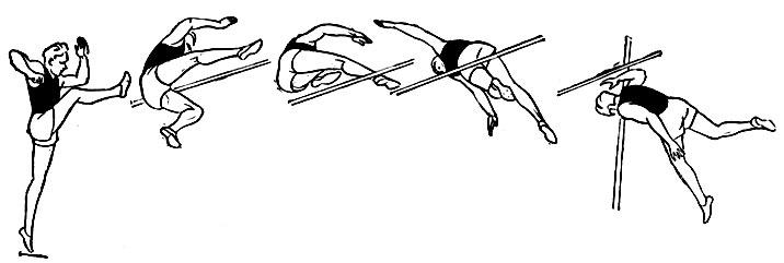 Как сделать прыжок в высоту 285
