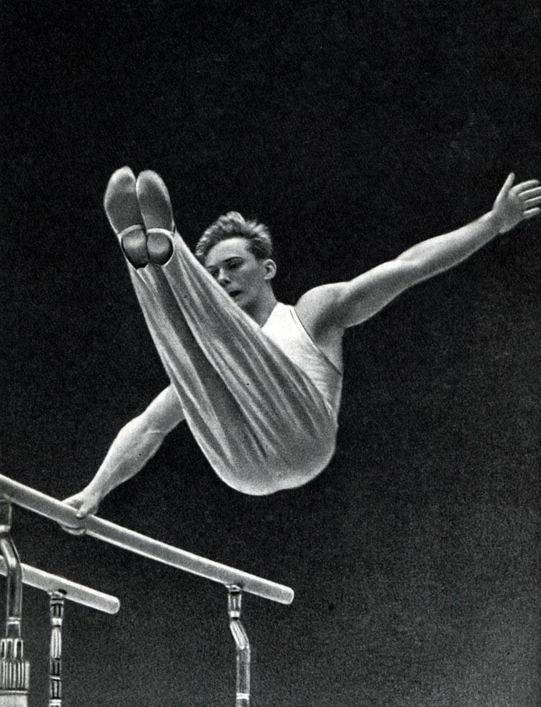 'Спортивная гимнастика'